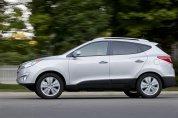 Новый Hyundai Tucson 2013 года