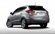 Обновленный Hyundai Tucson 2013