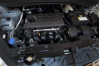 Двигатель в Hyundai Tucson 2013