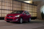 Обновленный Hyundai Accent 2013