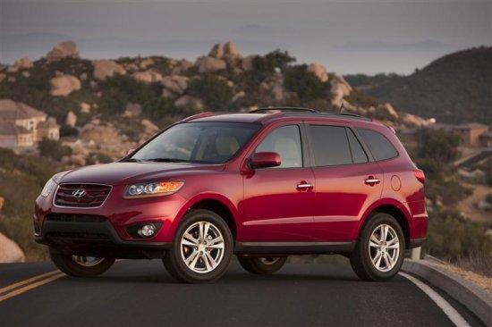 Hyundai Santa Fe (Хендай Санта Фе) 2010 – цена, технические характеристики, отзывы, фото