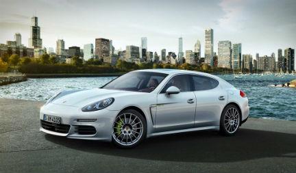 Обновленный Porsche Panamera S Hybrid