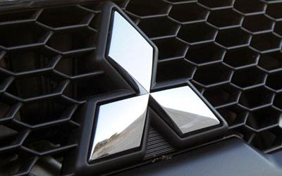 Логотип Mitsubishi
