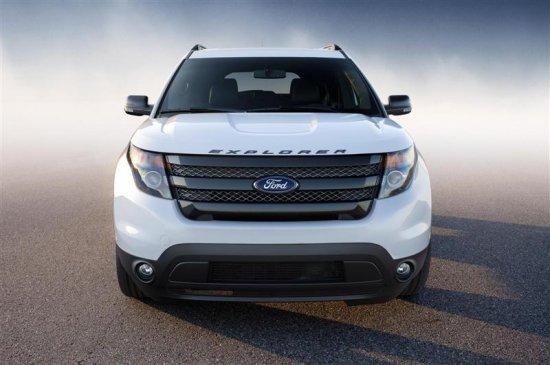 Ford Explorer Sport (Форд Эксплорер Спорт) 2013 – цена, фото, отзывы, технические характеристики