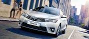 Автомобиль Toyota Corolla 2013