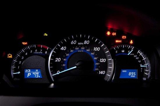 Toyota Camry 2013 года