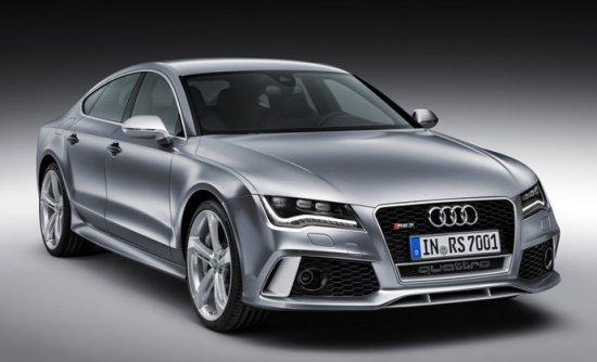 Отличия Audi RS6 Avant и RS7