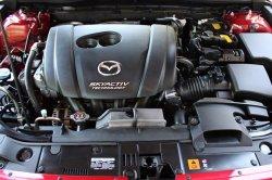 Двигатель в Mazda 3 2014