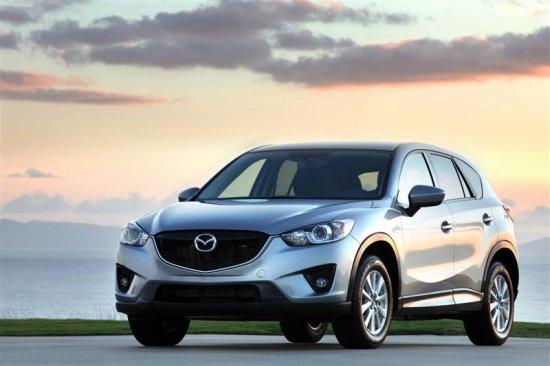 Mazda CX-5 2013 - цена, технические характеристики, отзывы, фото