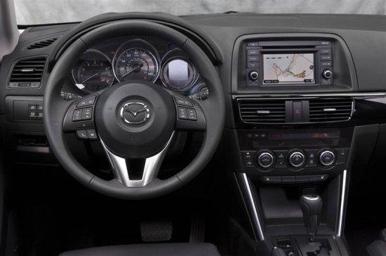 Рулевое управление Mazda CX-5 2013