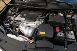 Двигатель в Toyota Camry 2012