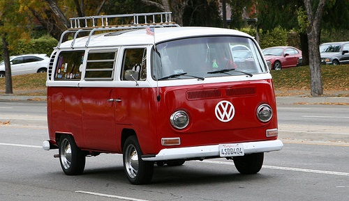Немного истории о Volkswagen Transporter