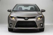 Автомобиль Toyota Corolla 2014