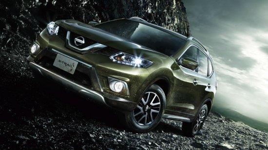 Nissan X-Trail (Икстрэйл) 2014 – цена, фото, технические характеристики, видео