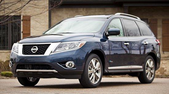 Nissan Pathfinder (Патфайндер) 2014 – цена, фото, технические характеристики, видео