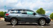 Автомобиль Nissan Pathfinder 2014