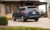 Обновленный Nissan Pathfinder 2014 года