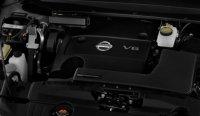Двигатель в Nissan Pathfinder 2014