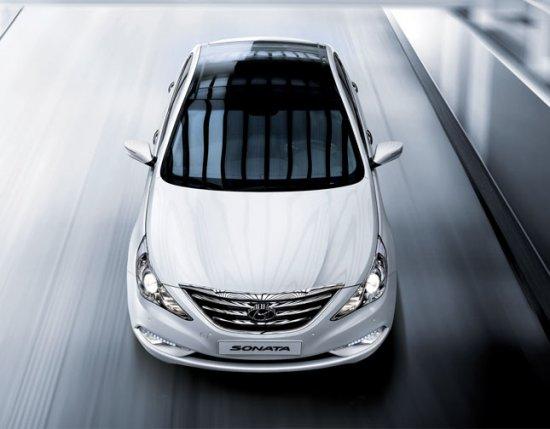 Hyundai Sonata (Соната) 2013 - обзор, фото, цена, характеристики