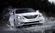 Обновленный Hyundai Sonata 2013