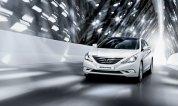 Автомобиль Hyundai Sonata 2013