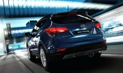 Hyundai Santa Fe 2014 года