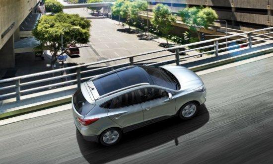Hyundai ix35 2014 года