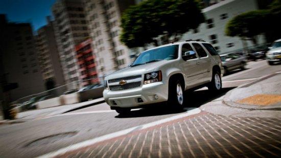 Chevrolet Tahoe (Тахо) 2014 - фото, цена, технические характеристики