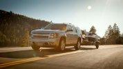 Обновленный Chevrolet Tahoe 2014