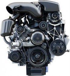Двигатель Chevrolet Tahoe 2014