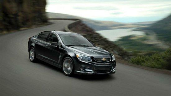Chevrolet SS 2014 - фото, цена, технические характеристики