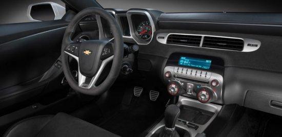 Салон Chevrolet Camaro Z28 2014