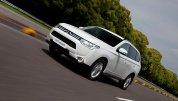 Новый Mitsubishi Outlander 2014