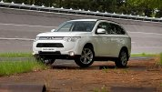 Обновленный Mitsubishi Outlander 2014