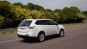Автомобиль Mitsubishi Outlander 2014