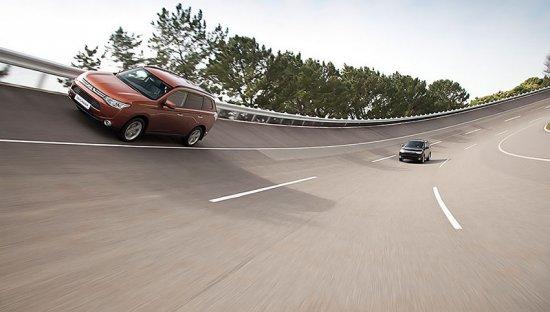 Mitsubishi Outlander 2014 года