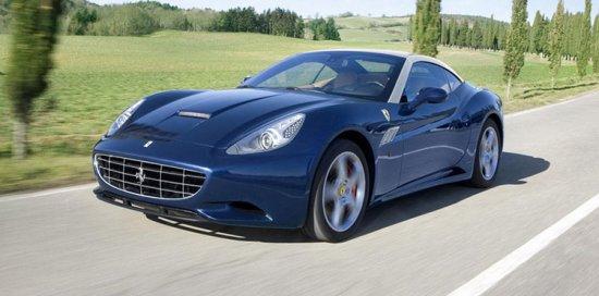 Ferrari готовит к премьере новый 550-сильный суперкар