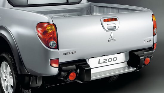 Кузов Mitsubishi L200 2014