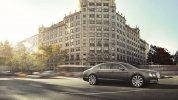 Автомобиль Bentley Flying Spur 2014 года