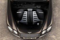 Двигатель в Bentley Flying Spur 2014