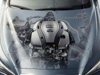 Двигатель Infiniti Q50 2014 года