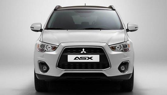 Mitsubishi ASX (АСХ) 2014 - фото, цена, технические характеристики
