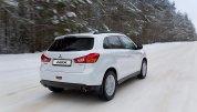 Автомобиль Mitsubishi ASX 2014