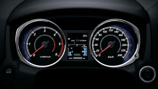 Спидометр Mitsubishi ASX 2014