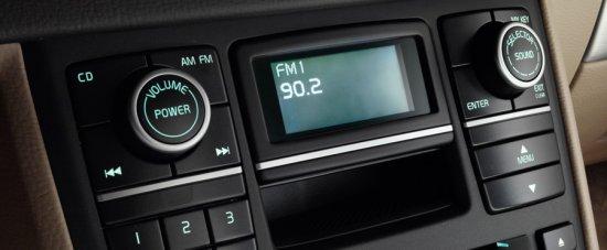 Приборная панель в Volvo XC90 2014