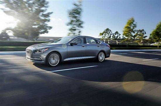 Hyundai Genesis (Генезис) 2015 – фото, цена и технические характеристики