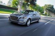 Hyundai Genesis 2015 года