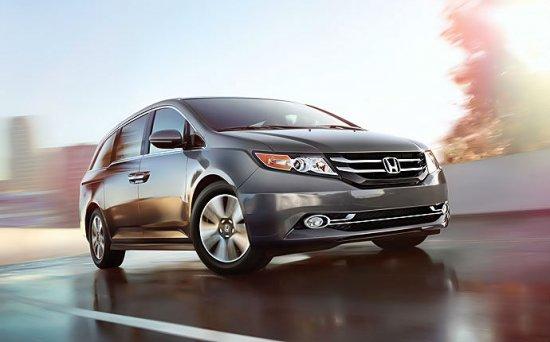 Honda Odyssey (Одиссей) 2014 – цена, фото и технические характеристики