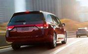 Автомобиль Honda Odyssey 2014