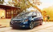 Новый Honda Odyssey 2014